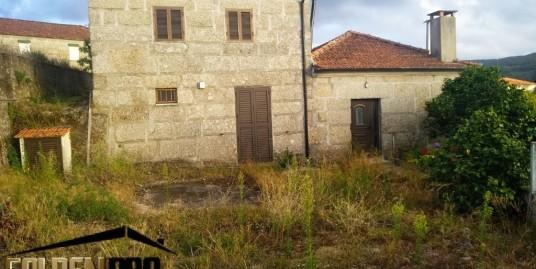 Casa de Aldeia T3 restaurada – Bustelo, Amarante