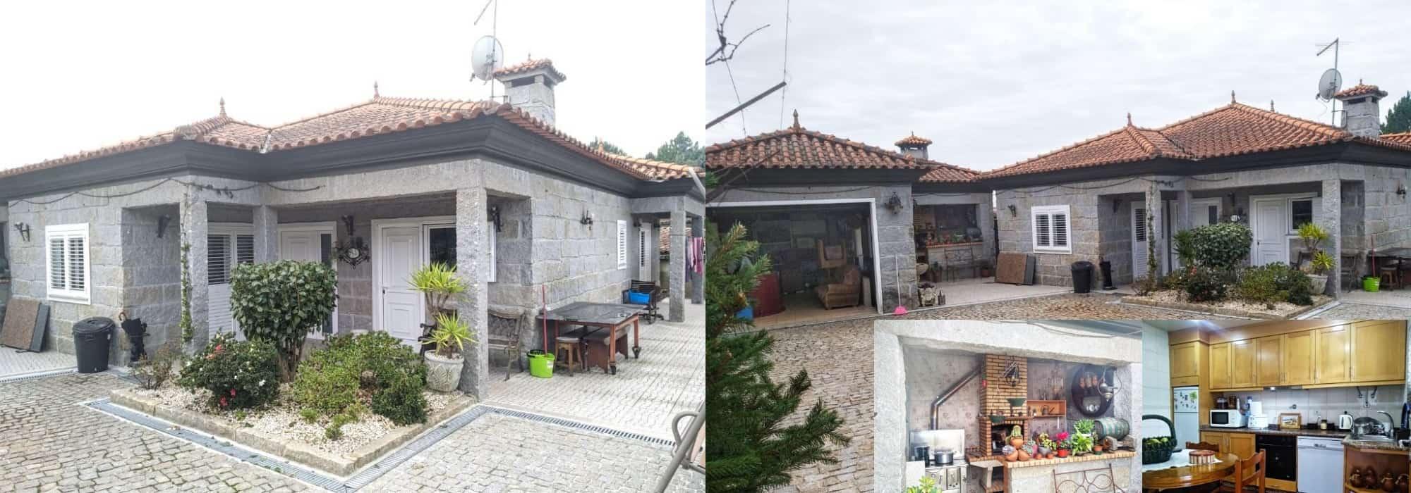 Moradia Térrea T3 – Lomba, Amarante