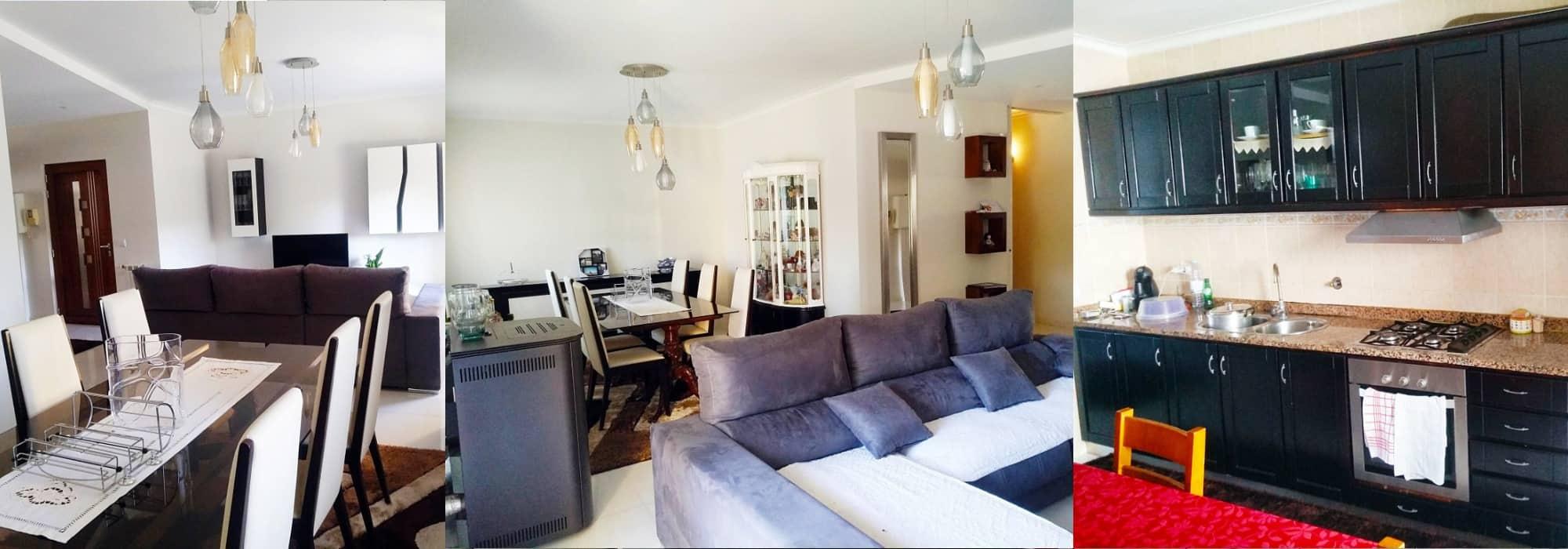 Apartamento T3 renovado – Amarante (Centro)
